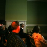 Pat Courtney's presentation on Inwood at the Neighborhood Preservation Center