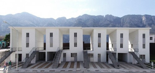 INDEX awarded to Elemental Monterrey, for their social housing model in Mexico.