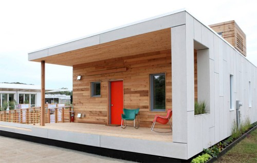 Empowerhouse. (Stefano Paltera / U.S. Department of Energy)