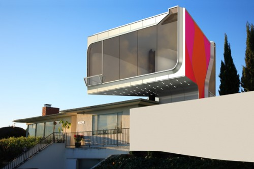 Rendering of Panorama House by NMDA