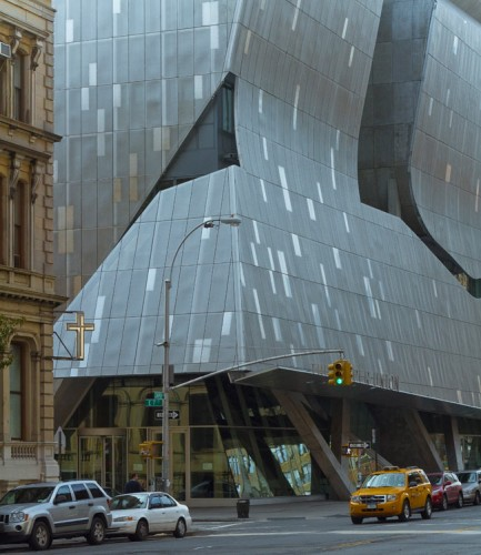 41 Cooper Square by Thom Mayne. (Ahmed ElHusseiny / Flickr)