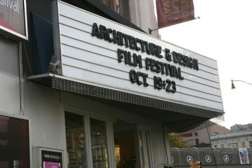 The 2011 Architecture and Design Film Festival