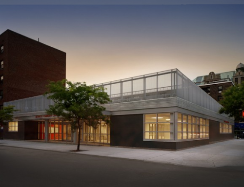 The Betances Community Center in the Bronx (Courtesy Stephan Yablon Architect)