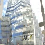 Frank Gehry's IAC Building in Manhattan. (andréa tavares alessandro muzi / Flickr)