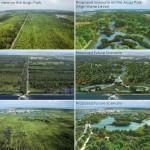 Aogu Wetland Forest Park Master Plan, Taiwan by National Sun Yat-sen University. (Courtesy NSYU)