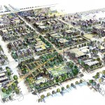 City of Greensburg Main Street Streetscape, Greensburg, KS by BNIM. (BNIM and Farshid Assassi)