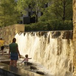 Citygarden, St. Louis, MO by Nelson Byrd Woltz Landscape Architects. (Courtesy NBW)