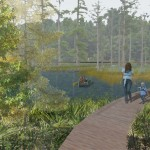 Canals as Greenways by students from Louisiana State University. (Paul Toenjes and Shuntaro Yahiro)