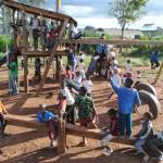 Kibera Public Space Projects in Nairobi, Kenya. (Kounkuey Design Initiative)