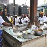 Community Cooker in Nairobi, Kenya. (Courtesy Community Cooker-Jiko Ya Jamii)