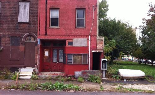 York St and 10th St, North Philadelphia.