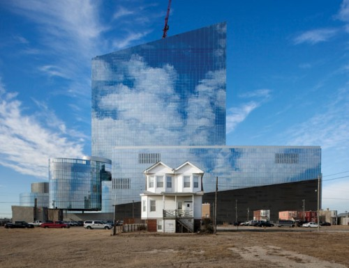 """Revel Casino Construction"" from Atlantic City. (Courtesy OSK Studio)"
