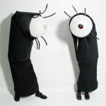 """Lisa and Ted Landrum as """"Eyes of the Beholder."""""""