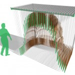 L'Chime Sukkah by John Kleinschmidt and Andy Sternad