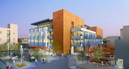 UC Irvine Comtemporary Arts Center by Ehrlich Architects. (Courtesy Ehrlich Architects)
