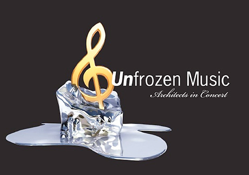 Unfrozen Music, Architects in Concert, on October 22. (Courtesy Shimihara)