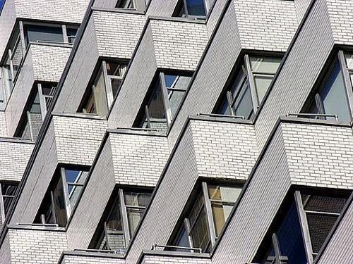 White bricks in Manhattan. (Barbara L. Hanson / Flickr)