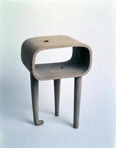 Isamu Noguchi's My Mu vase, 1950.