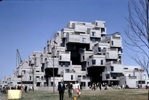 Will Habitat 67 be the next Lego Architecture Model? (Bill Dutfield)