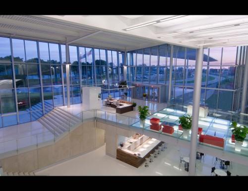 One Haworth Center (Courtesy Curt Clayton, Clayton Studio)