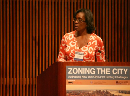 Spitzer School's Toni Griffin discusses the challenges of zoning in Newark