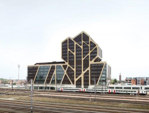 Court of Justice in Hasselt, Belgium. (Courtesy AIC)