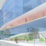 Proposal by Leeser Architects / SDS.