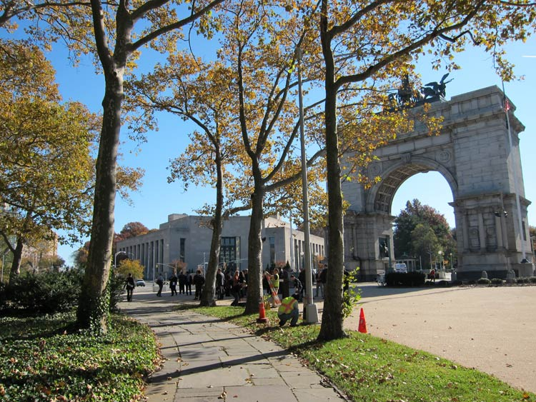 Image result for Grand army plaza