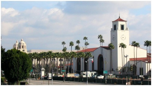 LA's Union Station. (Martin Schall)