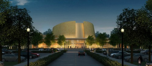 Bing Performing Arts Center (Ennead Architects)