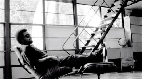 Ice Cube reflects on the Eames for Pacific Standard Time.