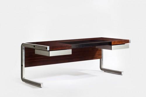 President's Desk by Henri Lesêtre, 1968. (Courtesy Demisch Danant)