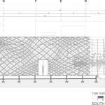 South elevation (Rojkind Arquitectos)