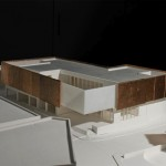 """""""Box of Sky and Shadow"""" by Tod Williams Billie Tsien Architects."""
