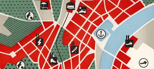 Otto Neurath – City Planning: Proposing a socio-political Map for modern Urbanism