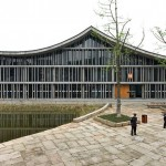 National Academy of Art in Hangzhou. (Iwan Baan)