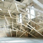 Decay of the Dome exhibit at the 2010 Venice Biennale. (Lu Wenyu)