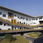 Xiangshan Campus, China Academy of Art, Hangzhou, China. (Lv Hengzhong)