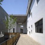Xiangshan Campus, China Academy of Art, Hangzhou, China. (Lv Hangzhou)