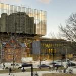 The Rotman School of Management under construction (KPMB/Tom Arban)