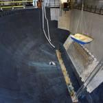 FRP liner installation (Monterey Bay Aquarium)