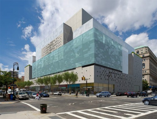 Brooklyn Detention Center, 1100 Architect and RicciGreene Associates.