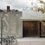 MoMA PS1 Entrance Building, Andrew Berman Architect.
