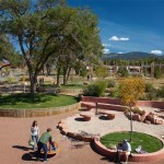 Santa Fe Railyard Park and Plaza by Frederic SCHWARTZ Architects with Ken Smith Landscape Architect.