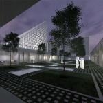 USAFA/Center for Character & Leadership Development, Skidmore, Owings & Merrill.