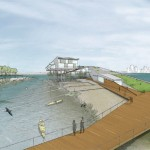 Water Proving Grounds: Rising Currents by LTL Architects.