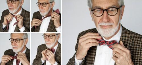 Architect Bow Tie