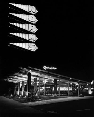 Norms Restaurant. (Jack Laxner)