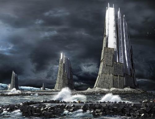 Citadel Skyscraper; Victor Kopieikin, Pavlo Zabotin