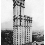 New York Times Building. (courtesy The Skyscraper Museum)